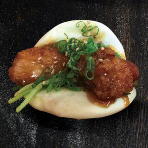 Chicken Nanban Buns
